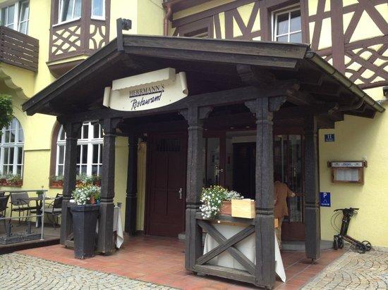 AH - Das Bistro: Herrmann's Restaurant