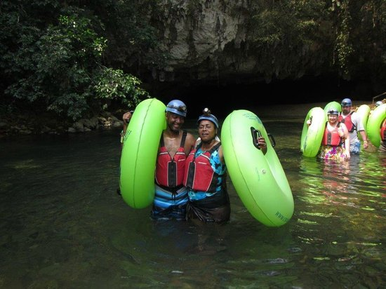 Floating With Miguel Our Guide Photo De Chukka