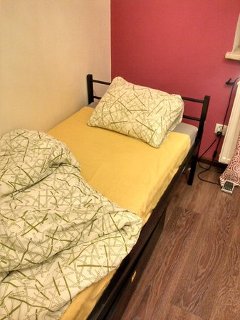 3City Hostel: Twin room