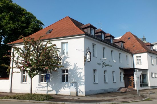 Langenau, Alemania: The Hotel