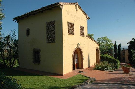 La Valle: Leonardo da Vinci house