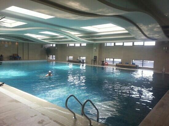 Howard Johnson Kaina Plaza Changzhou: piscine