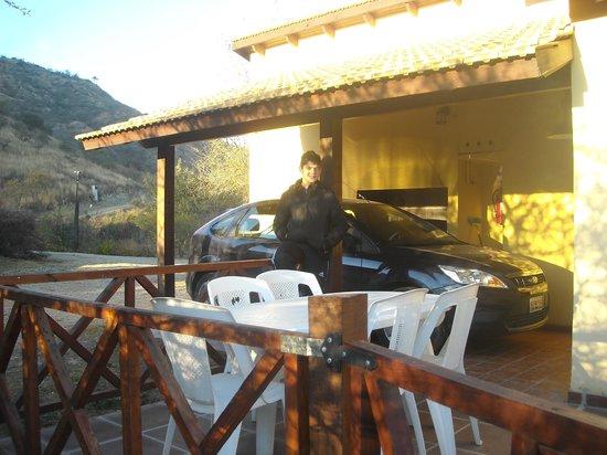 Cochera Y Terraza Picture Of Terrazas De Belgrano Villa