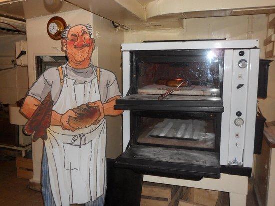 Musee Maritime: Le cuisinier