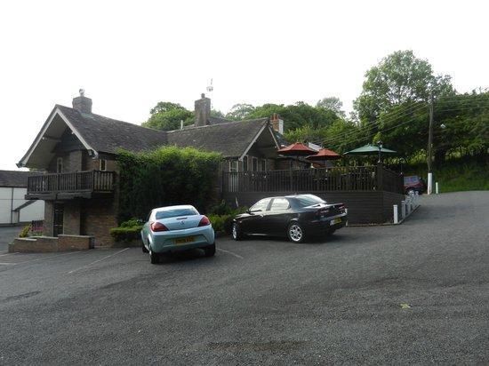 Meadow Inn & Steakhouse: From the car park