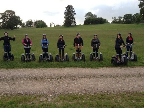 Exeter Segway Smiles Devon : Great evening my 30th b day Exeter Segwsys