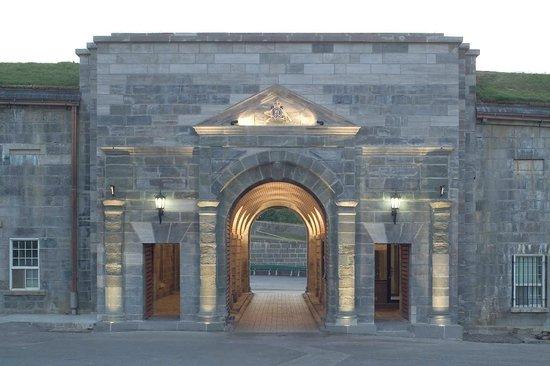 La Citadelle de Québec : La porte Dalhousie