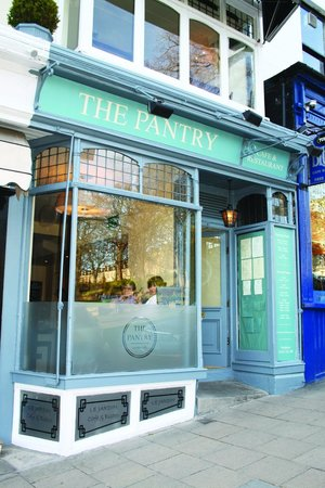 The Pantry: Montpellier Parade