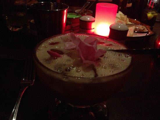 Lanterns: Delicious cocktails!
