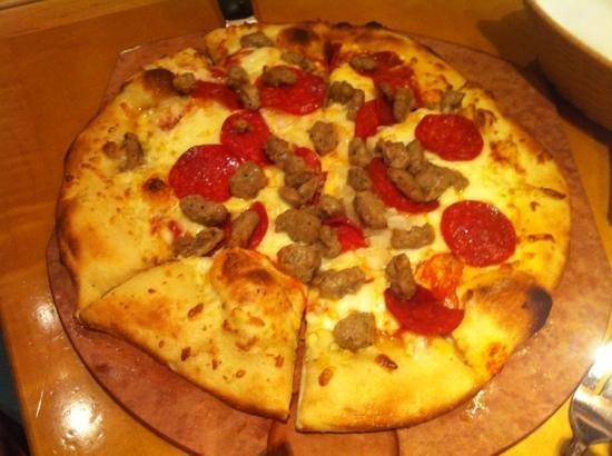 Pizza Olive Garden Menu: Menu, Prices & Restaurant Reviews