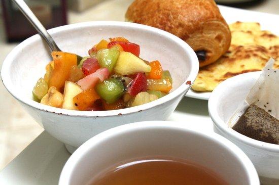 Dar Maya : Breakfast