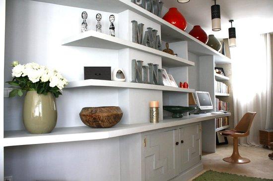 Dar Maya : lounge area
