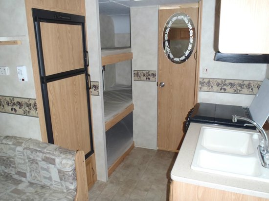 Cherrystone Family Camping Resort: Camper