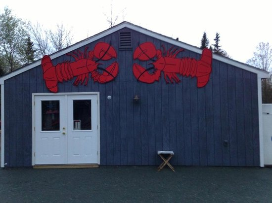 C Ray S Lobster In Bar Harbor Picture