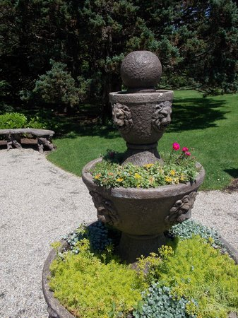 Wickham Park : Scottish garden