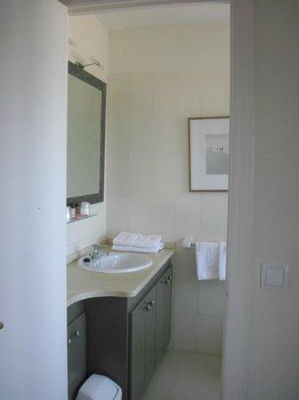 Hotel Javea: Bathroom room 405