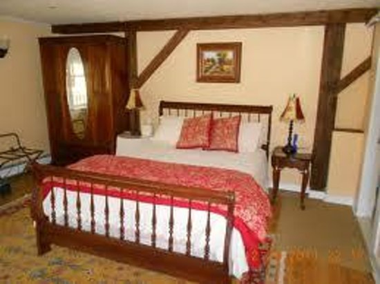 Eastman Inn : Chambre traditionnelle