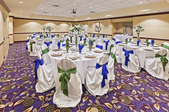 Hampton Inn & Suites Tulsa North/Owasso: Banquet Hall