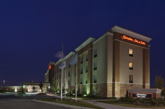 Hampton Inn & Suites Tulsa North/Owasso : Owasso Hampton