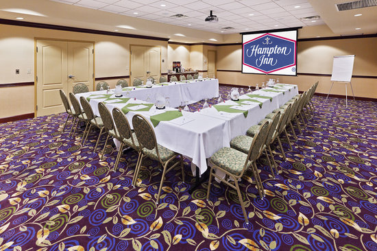 Hampton Inn & Suites Tulsa North/Owasso : Meeting Room