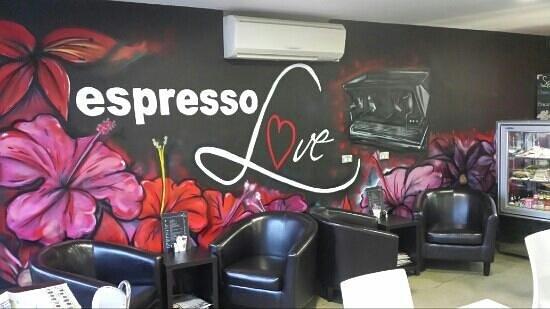 Espresso Love Cafe : Espresso love rocks!