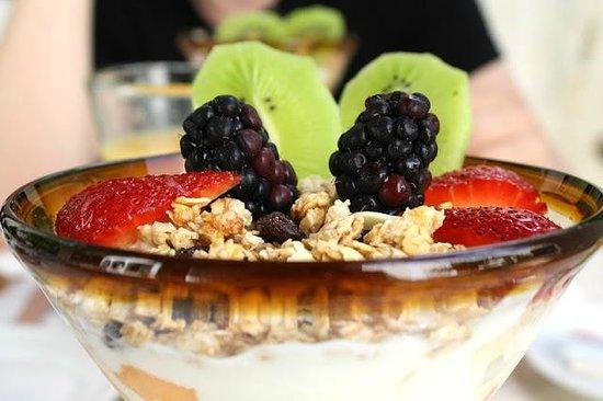 Casa Lecanda Boutique Hotel: Breakfast