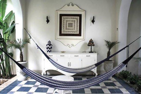 Casa Lecanda Boutique Hotel: Relaxing