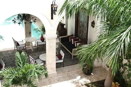 Casa Lecanda Boutique Hotel: .