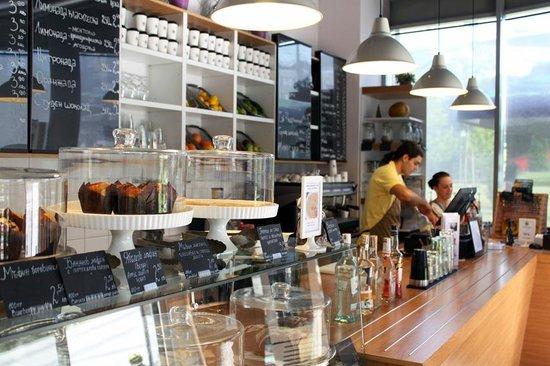 Grenn Deli Cafe Business Park Sofia Branch