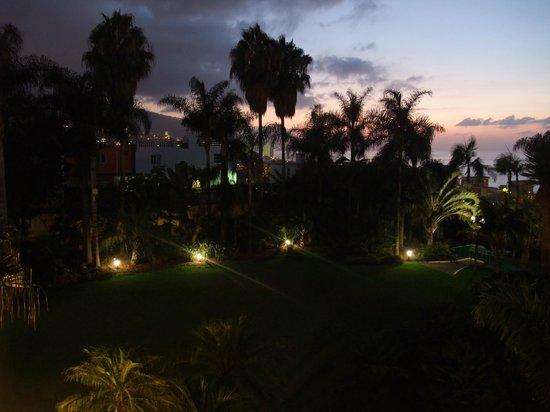 Hotel Tigaiga: Blick vom Balkon