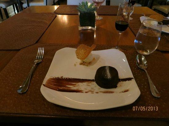 Charlie Palmer at Bloomingdale's: Dessert