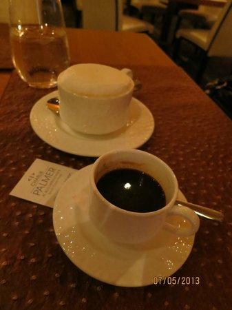 Charlie Palmer at Bloomingdale's: Coffee