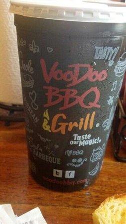VooDoo BBQ & Grill - Uptown: Drink it up!!!