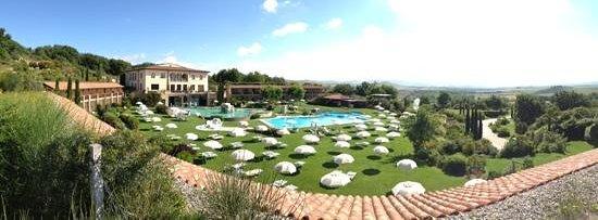 Ciccolata foto di hotel adler thermae spa relax - Adler bagno vignoni offerte ...
