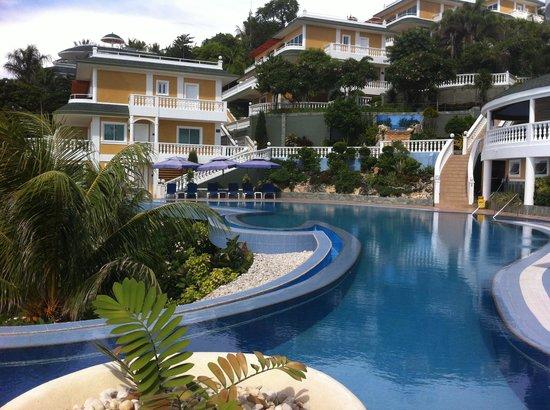 Monaco Suites de Boracay: gorgeous pool