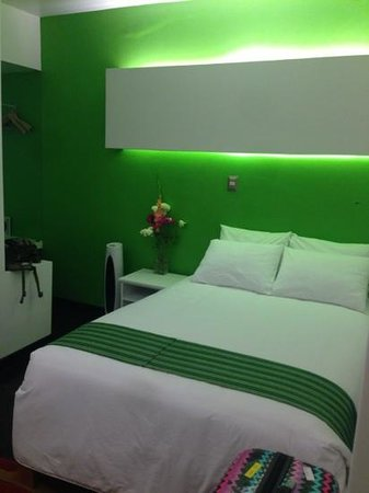 Wakapunku Hotel Boutique: double room on 1st floor