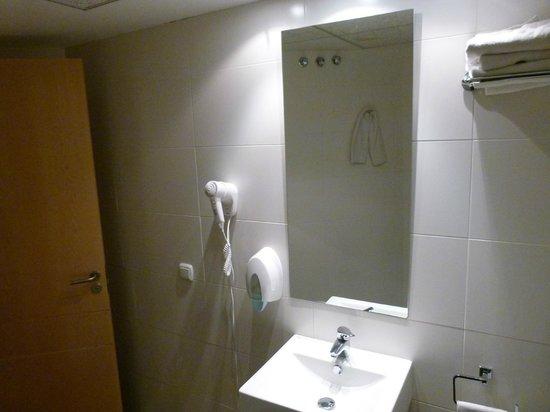 Valencia Rental: Baño