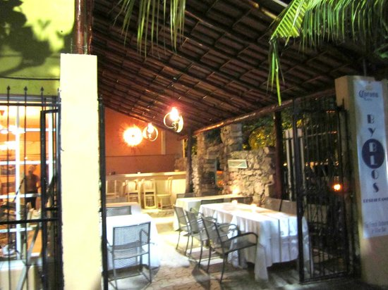 Byblos : The Bar