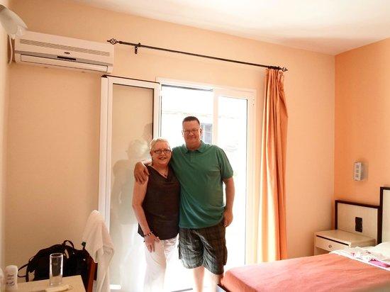Palmar Apartments: Clean tidy rooms