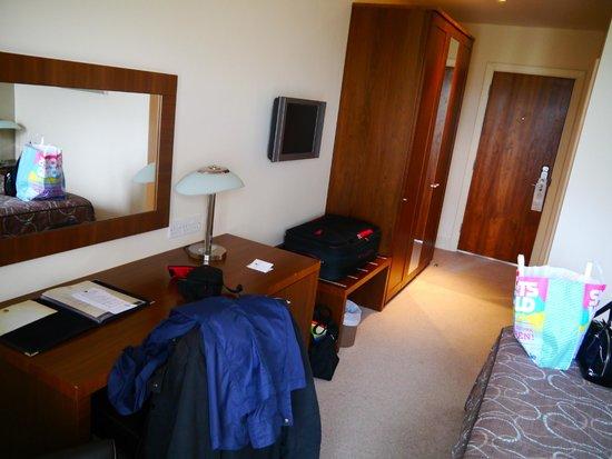 Ballyroe Heights Hotel : Rm 412
