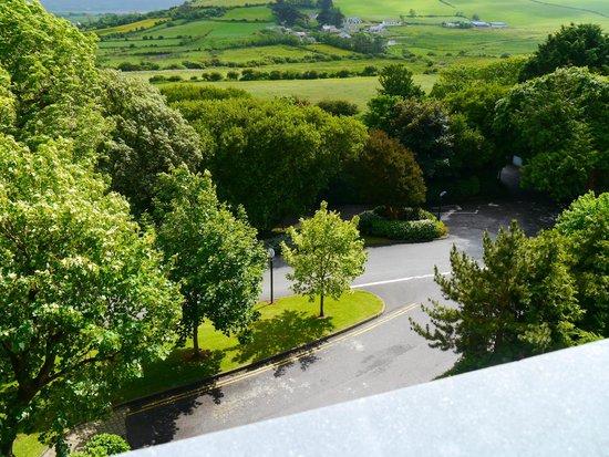 Ballyroe Heights Hotel : Nice view