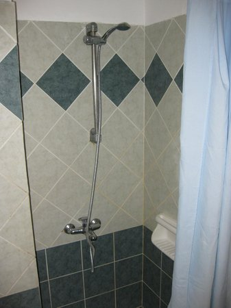 Argiri Hotel: doccia