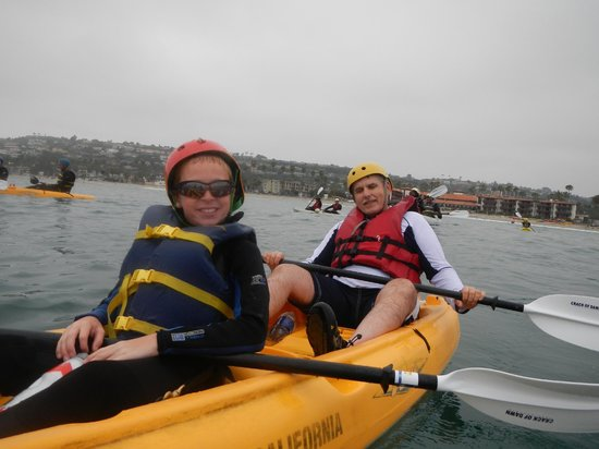 OEX La Jolla: Tandem Kayaks