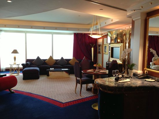Burj Al Arab Jumeirah: Room