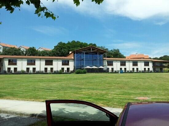 Hotel Oca Vila de Allariz: llegada