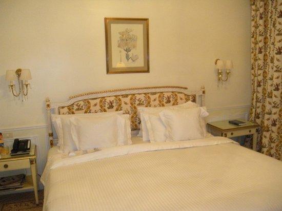 Alvear Palace Hotel: Habitación del hotel...