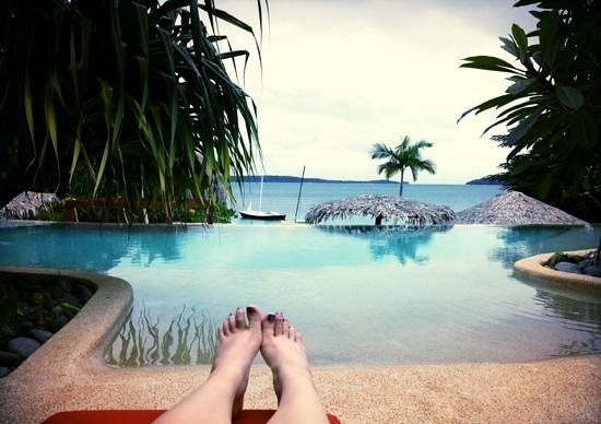The Havannah, Vanuatu: heaven