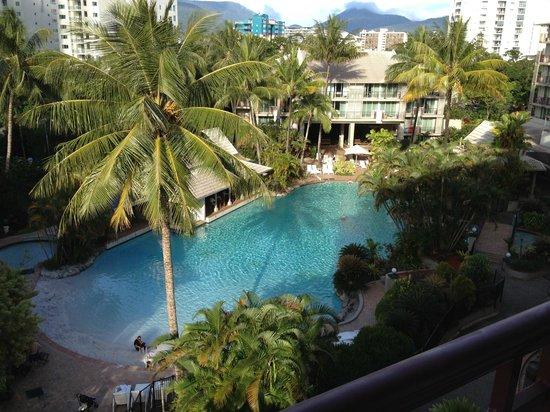 Novotel Cairns Oasis Resort: From level 5