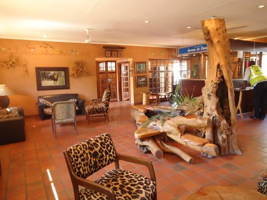 Simbavati River Lodge : Hoedspruit airport