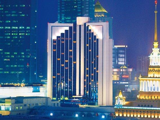 Shanghai JC Mandarin Hotel : Exterior